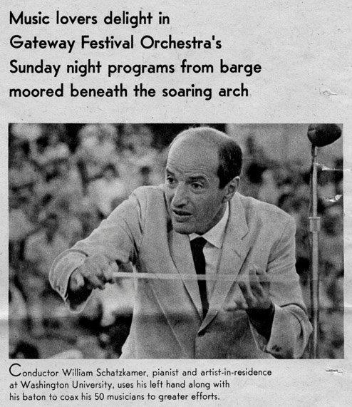 William Schatzkamer Founder & First Conductor